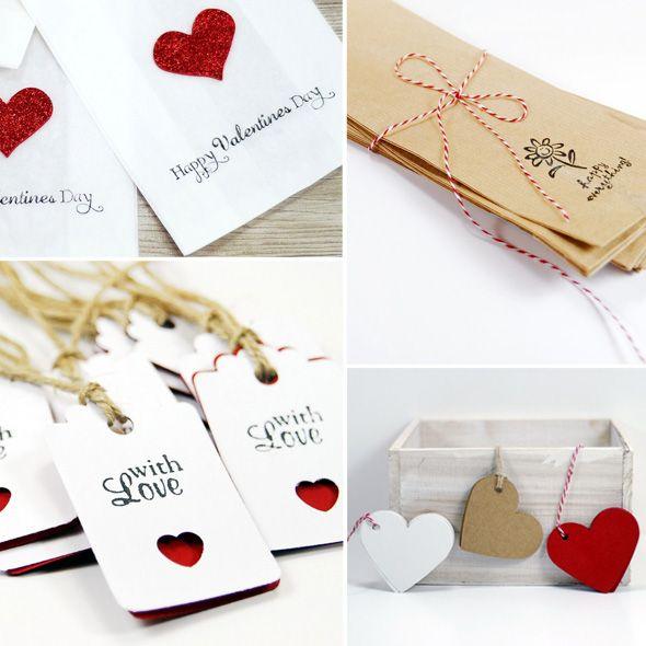 Valentine's day package style - Sevgiliye hediye sunumu / paketleme :)