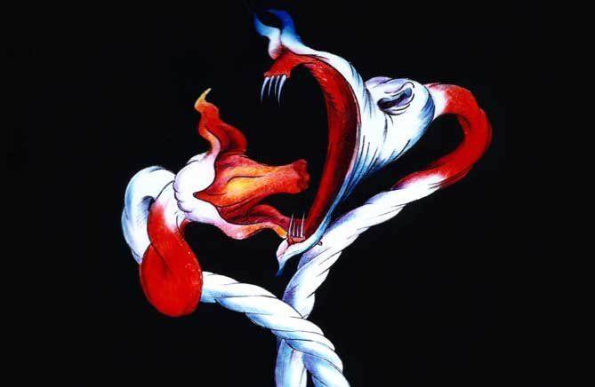 60 best gerald scarfe pink floyd artist images on on pink floyd the wall id=32843