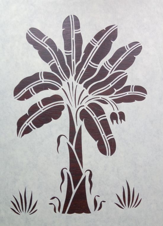 Beautiful hand cutting on paper Created in Stencils and used to decorate spaces This Art Piece is not with a frame This Art is on A4 water proof paper