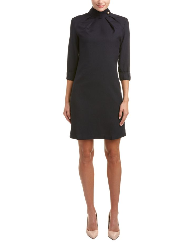 You need to see this Dioni Collar-Detail Three-Quarter Sleeve Dress on Rue La La.  Get in and shop (quickly!): https://www.ruelala.com/boutique/product/102422/31770627?inv=aherbert03&aid=6191