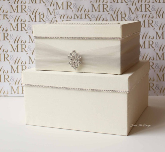 52 Best Wedding Card Boxes Images On Pinterest