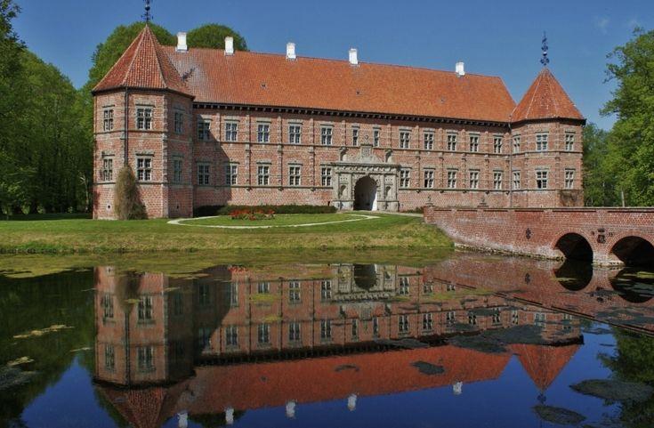 Voergaard Manorhouse, Denmark