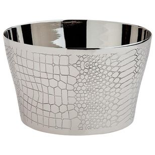 Traditional Cups And Glassware Croco Design Ice and Wine Bucket