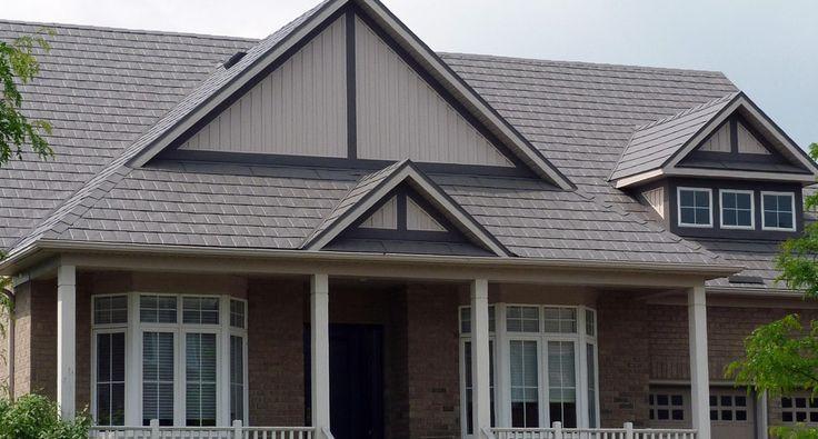 StoneCrest® Slate, River Rock Brown #shingles #roofing