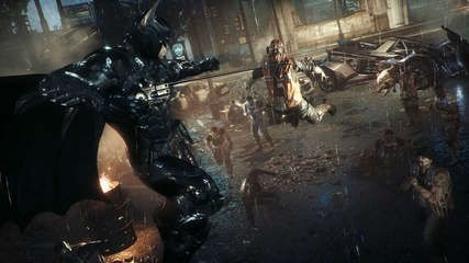 Batman: Arkham Knight Game Preview
