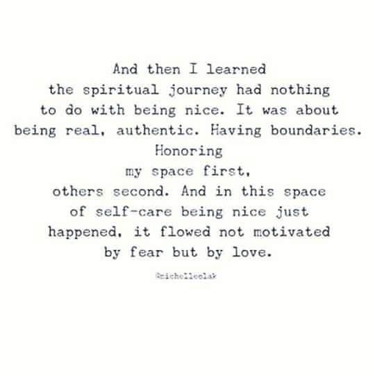 Love this!! Boundaries