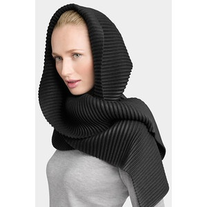 Pleece Hood Scarf by Marianne Abelsson for Design House Stockholm.