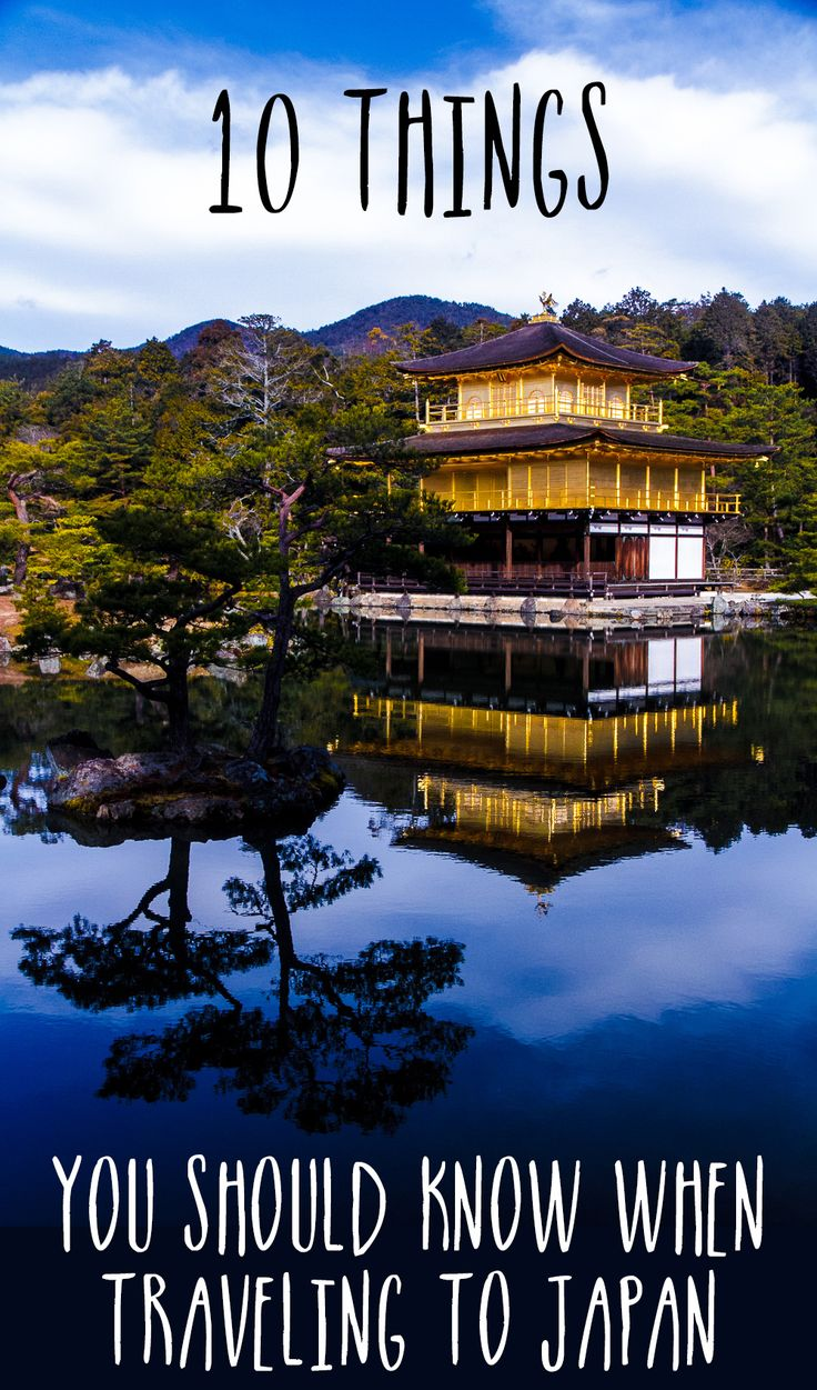 When you plan a trip is always good to do some research about the main cultural differences of the place you are visiting. In the case of Japan is even more important since is a culture very different to most of the occidental ones. Here is a list of 10 things that you should know before traveling to Japan. http://www.theworldwetravel.com/10-things-you-should-know-when-traveling-to-japan-10-cosas-que-debes-saber-al-viajar-a-japon/