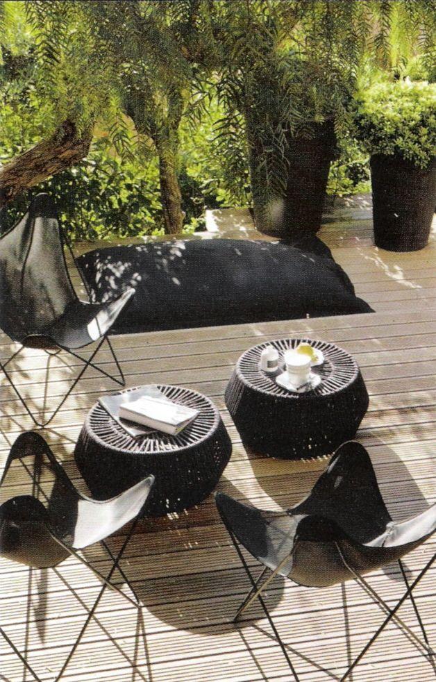 Noir & Black  Cahier de styles - Compilation thématiques d'images et d'idées. Couleur : Noir - Black Color © Atelier de Paysage - JesuisauJardin.fr - Paris