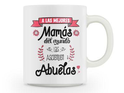 Tu #abuela #yaya #abu se merece esta #taza #personalizada!