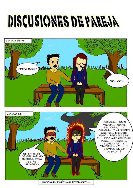 Sofíaaaaw: .::Discusiones de pareja::.