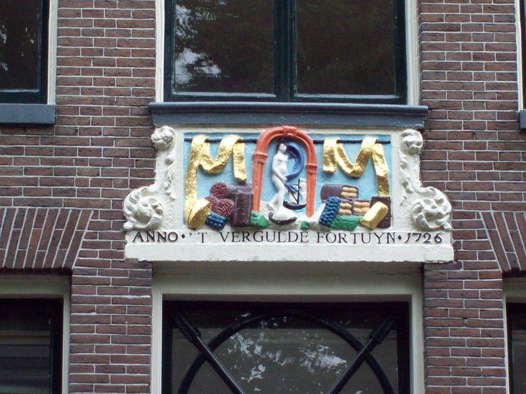 De Jordaan em Amsterdam, Noord-Holland