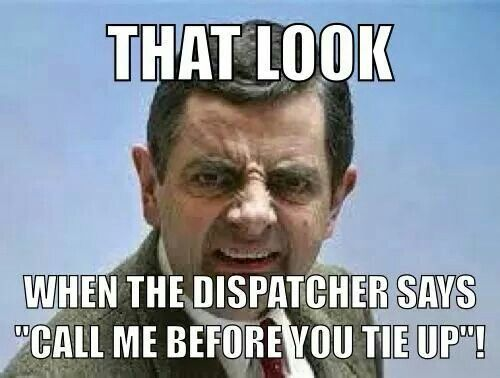 Damn dispatcher. Railroad Humor