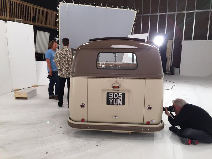 Pics from today's photo shoot #campervanliving @campervanliving @BandFilms