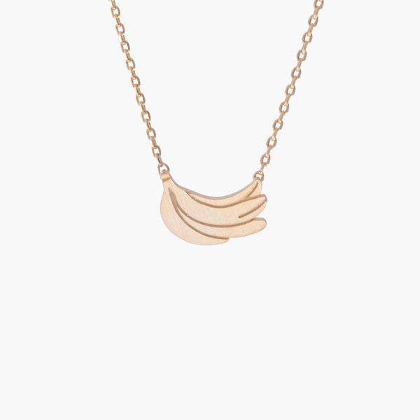 Banane Gold Necklace