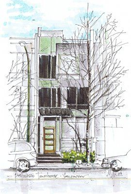 Modern Architecture Drawing 106 best architectural sections + elevations images on pinterest