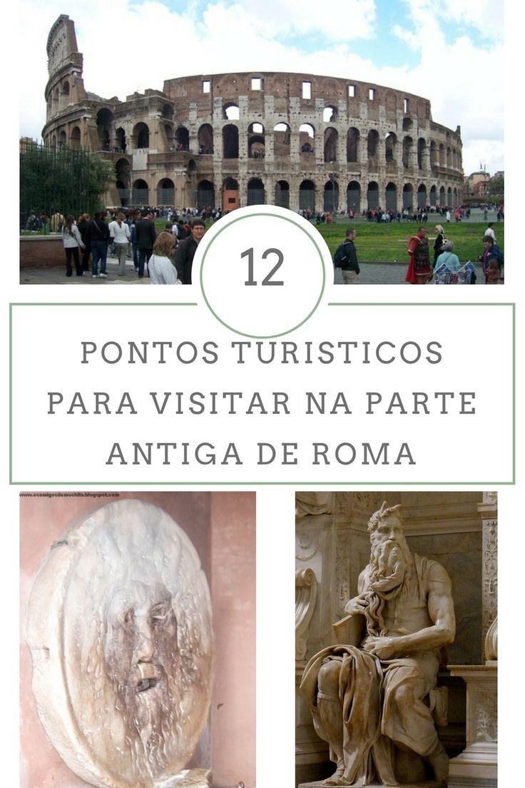 Nosso 3° roteiro é sobre o que fazer na parte da Roma antiga, onde se encontra o Coliseu. Veja aqui o que fazer em 1 dia por ali