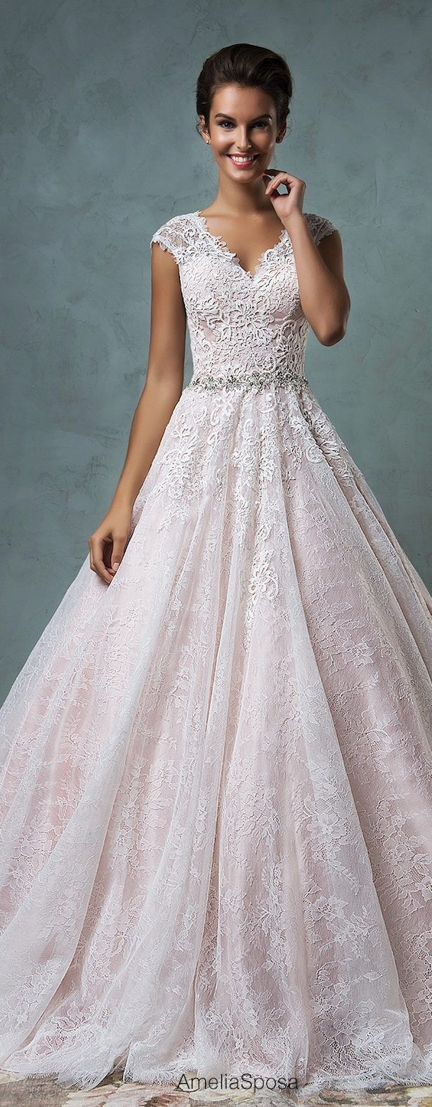 Amelia Sposa 2016 Wedding Dress   Belle The Magazine