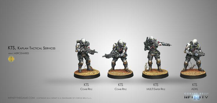 KTS; Kaplan Tactical Services
