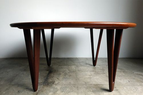 NO NAME PARISH ::: PRODUCTS ::: Center table by Tove & Edward Kindt-Larsen