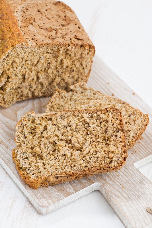 Food photography :banana bread