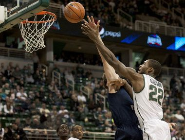 Ask Diamond! Answers on Branden Dawson being Michigan State's key to success | MLive.com