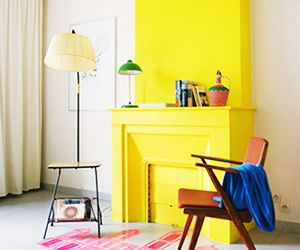 I need some yellow in my life! Maybe in my classroom somewhere?