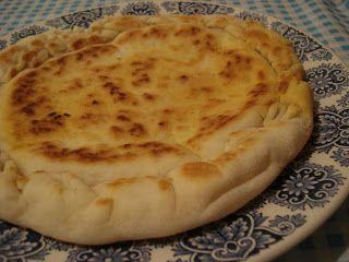 Gluténmentesen is könnyedén: Focaccia - olasz töltött kenyérlepény - Nutri free mix per pane-ból - gyors laktató vacsora