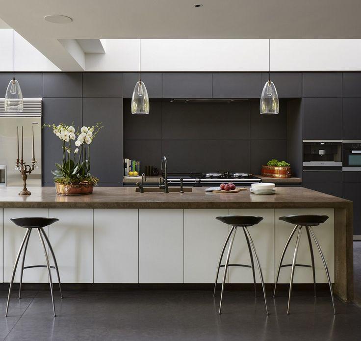 144 best einbauküchen images on pinterest, Kuchen