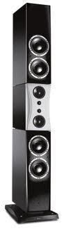 Dynaudio Evidence Master Floorstanding Pair Special Gloss Black - Stereophonic HiFi Store Carlton North