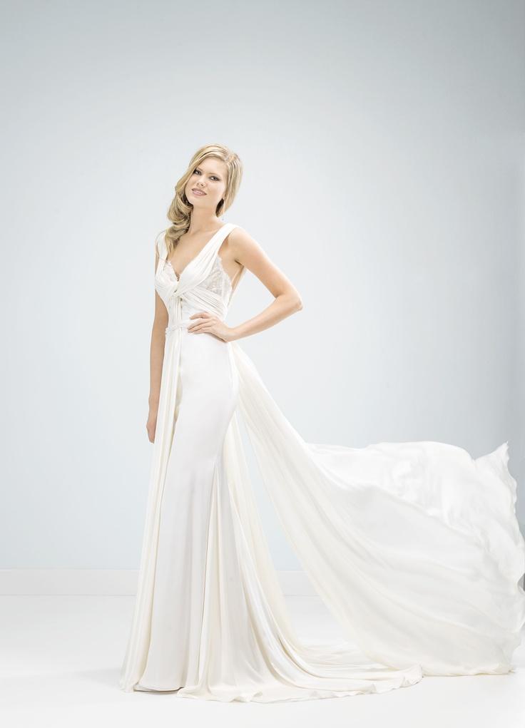 Bridal dress D6505