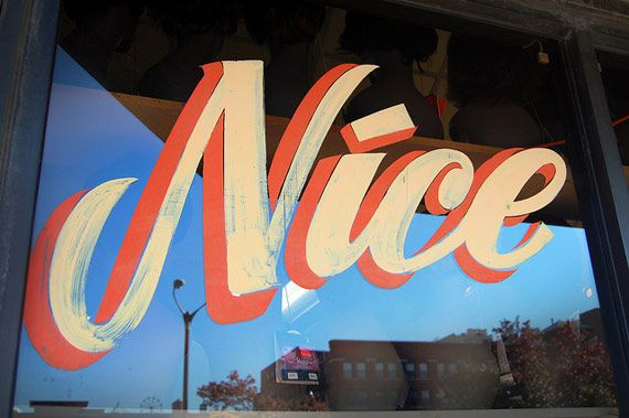 The Unexpected Renaissance of Hand-Painted Signs