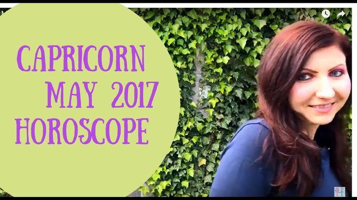 Capricorn May 2017 Horoscope