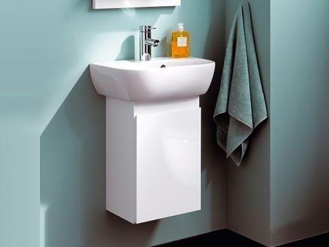 Keramag 4U Handwaschbecken-Unterschrank
