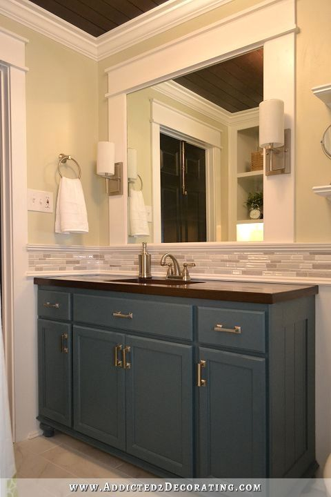 Before And After Bathroom Remodels best 25+ bathroom before after ideas on pinterest | pebble tile