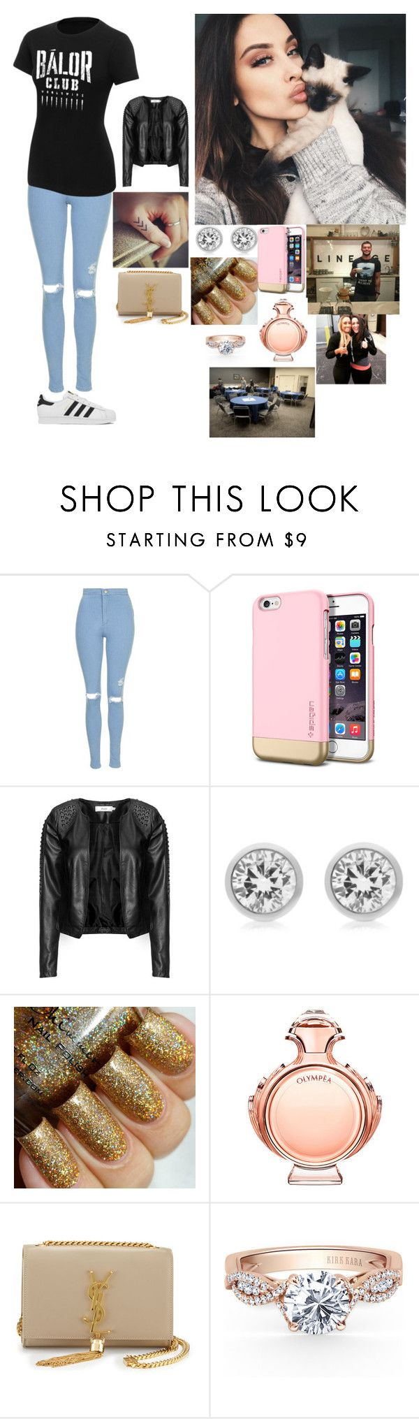 """NXT: Milwaukee"" by banks-on-it ❤ liked on Polyvore featuring Topshop, Zizzi, Michael Kors, Paco Rabanne, Yves Saint Laurent, adidas, women's clothing, women's fashion, women and female"