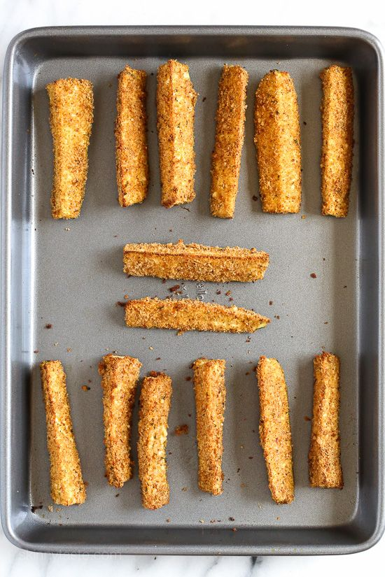 how to make the best zucchini sticks low carb