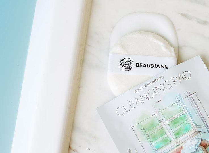 BEAUDINAI Facial Cleansing Pad