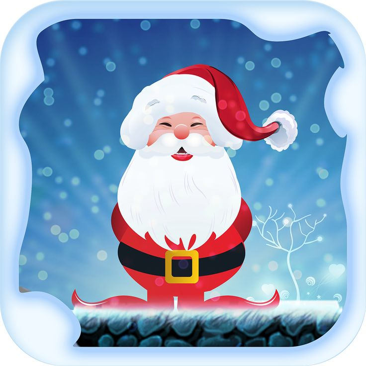 Christmas Dream Jump Icon