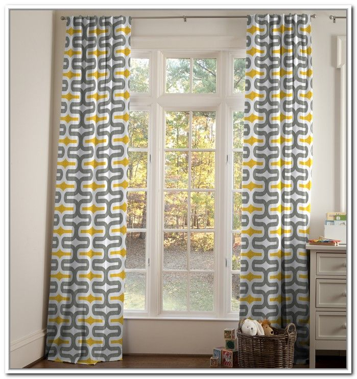 Green And Grey Curtains, Yellow And Grey Kitchen Curtains   Write .