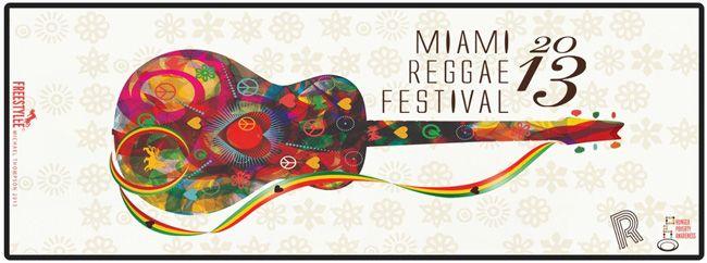 Miami Reggae Festival Announces Its 2013 Lineup