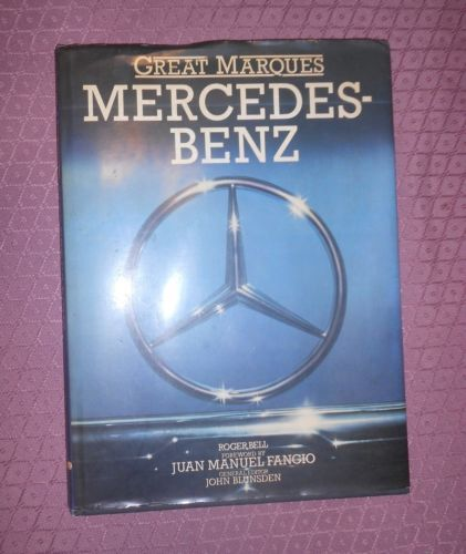 Great-Marques-Mercedes-Benz-Book-Lots-of-pictures-Mercedes-History