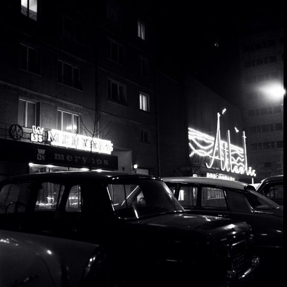 Kino Atlantic (1960) #kinoatlantic