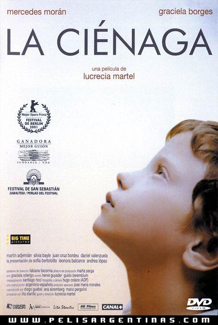 La ciénaga (2001) Arxentina. Dir.: Lucrecia Martel. Drama. Familia. Vida rural - DVD CINE 2336-III