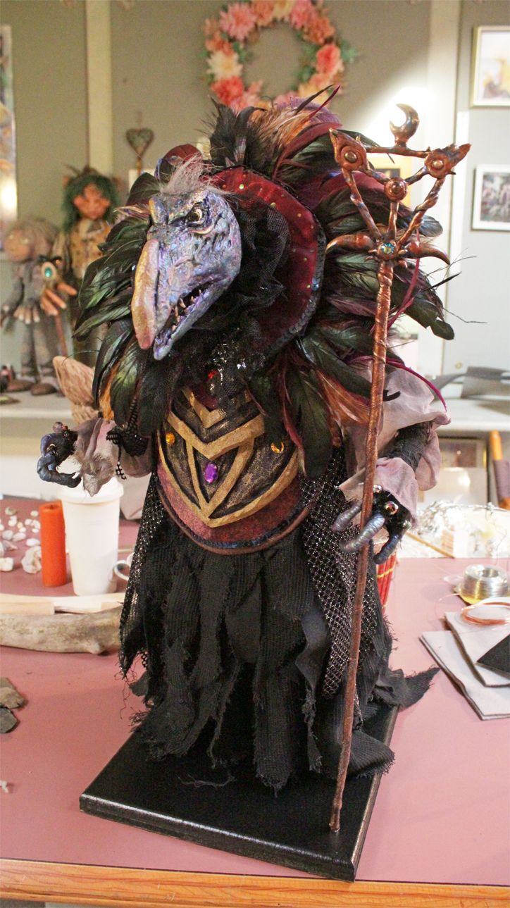 Rise of the Skeksis Commission Blog update, Link to the Rise of the Skeksis trailer https://youtu.be/xhQTPWUFVLY