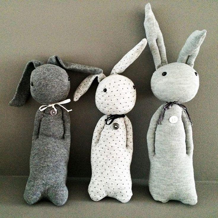 konijntjes sokken