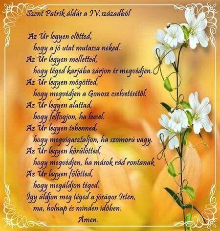 Szent Patrik Áldás