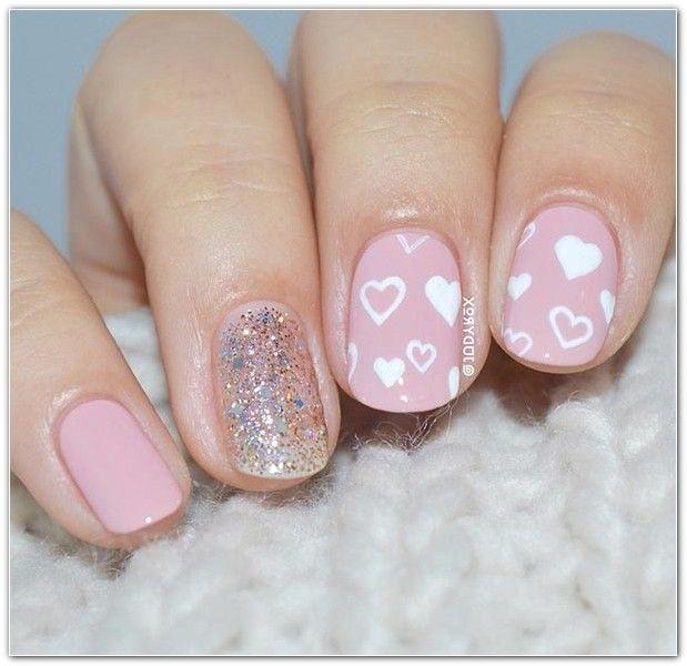 Nail Art Design for Short Nails 831