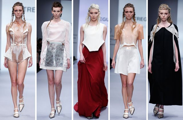 Tregua 2014 // 4 Standout Collections From Mexico Fashion Week