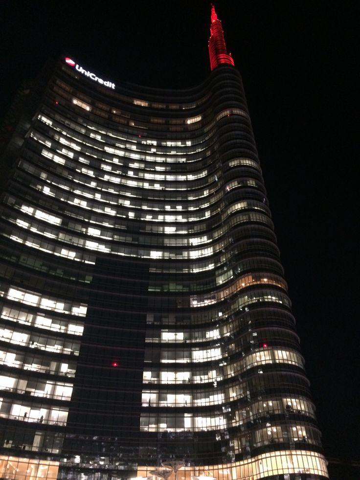Milano, Unicredit Tower